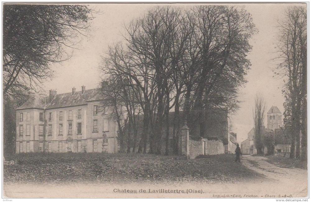 Château de Lavilletertre