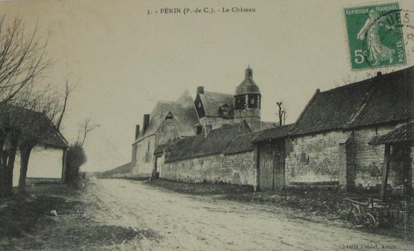 Château de Pénin