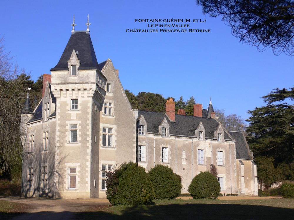Château du Pin-en-Vallée