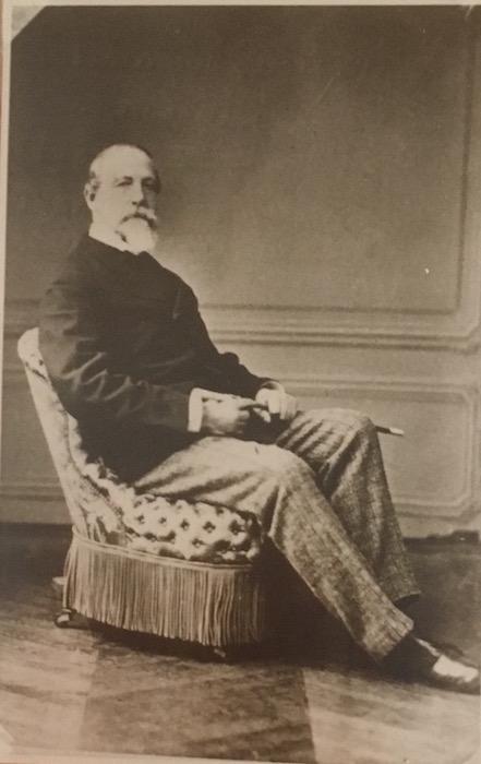 Personnalités Comte Gaston de Béthune député des Ardennes
