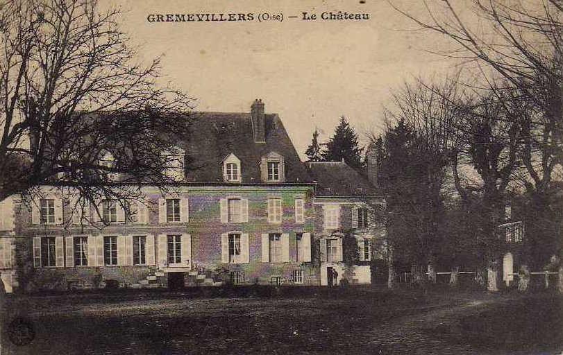 Château de Gremevillers