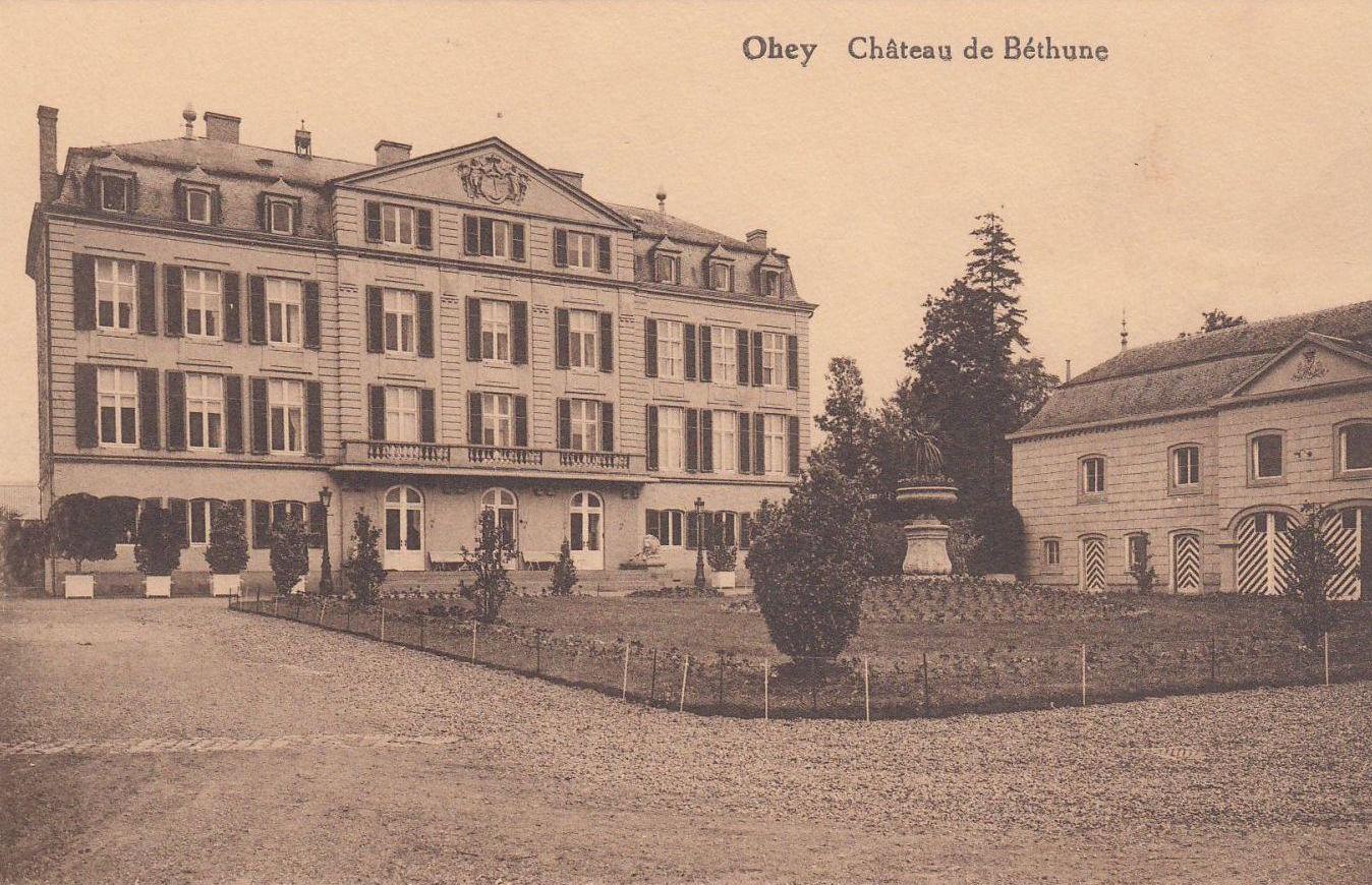 Château d'Ohey