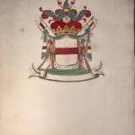 Armoiries de la Maison de Béthune par le Prince de Béthune