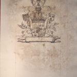 Armoiries La Viefville Plainval par le Prince de Béthune