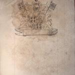Armoiries des Lyons Feuchin par le Prince de Béthune