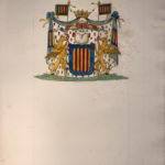 Armoiries Merode par le Prince de Béthune
