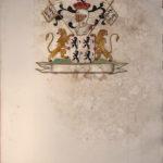 Armoiries des Lyons par le Prince de Béthune