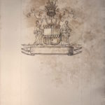 Armoiries Gantès Ablainsevelle par le Prince de Béthune