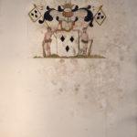 Armoiries Houchin par le Prince de Béthune