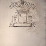 Armoiries Béthune Hesdigneul par le Prince de Béthune