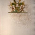 Armoiries Hannedouche par le Prince de Béthune