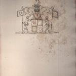 Armoiries Coupigny d'Hénu par le Prince de Béthune