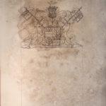 Armoiries Bryas Royon par le Prince de Béthune