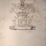 Armoiries Béthune Chabris par le Prince de Béthune