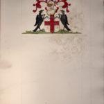 Armoiries Deleval par le Prince de Béthune