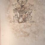 Armoiries Thiennes Saint Maur 2e branche par le Prince de Béthune