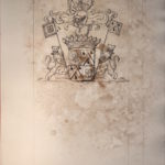 Armoiries Thiennes Leyenburg par le Prince de Béthune