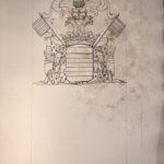 Armoiries Maison de Croÿ par le Prince de Béthune