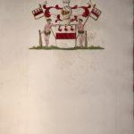 Armoiries Marbais par le Prince de Béthune