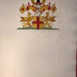 Armoiries Maison de Haynin par le Prince de Béthune