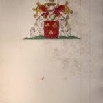 Armoiries La Forge par le Prince de Béthune