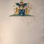 Armoiries Boudart par le Prince de Béthune