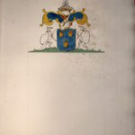 Armoiries Brandt par le Prince de Béthune