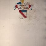 Armoiries Hoste par le Prince de Béthune