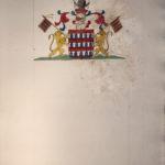 Armoiries Assignies par le Prince de Béthune