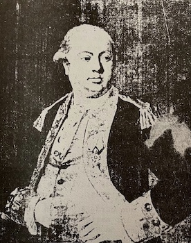Adrien Comte de Béthune Pénin Maréchal de Camp